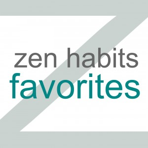 Zen Habits Favorites cover art